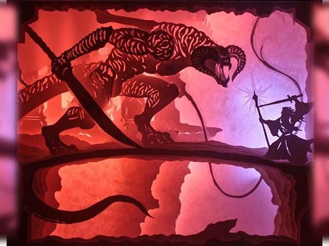 Καλλιτέχνης απαθανατίζει σκηνές βγαλμένες από όνειρα χρησιμοποιώντας μόνο χαρτί και φωτισμό (6)