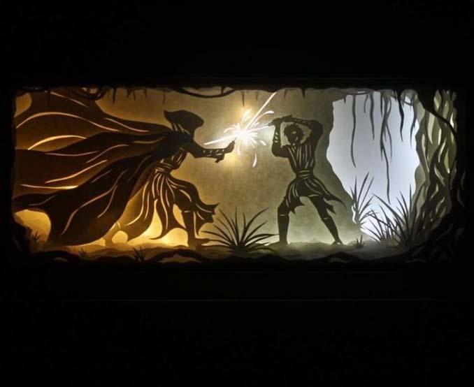 Καλλιτέχνης απαθανατίζει σκηνές βγαλμένες από όνειρα χρησιμοποιώντας μόνο χαρτί και φωτισμό (12)