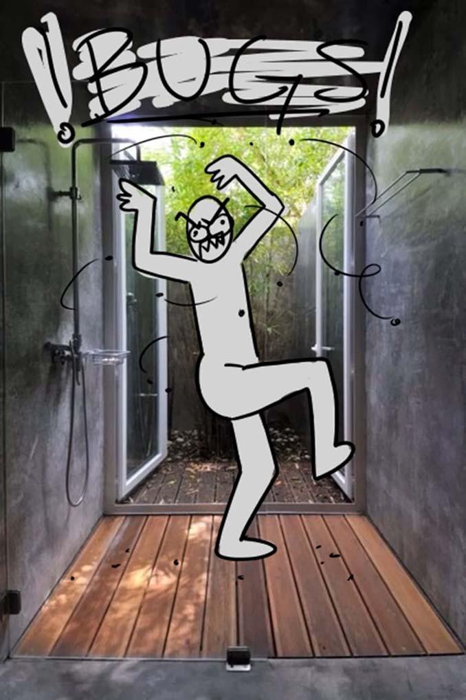 Σκιτσογράφος σατιρίζει τα μπάνια των πλουσίων με ξεκαρδιστικό τρόπο (1)