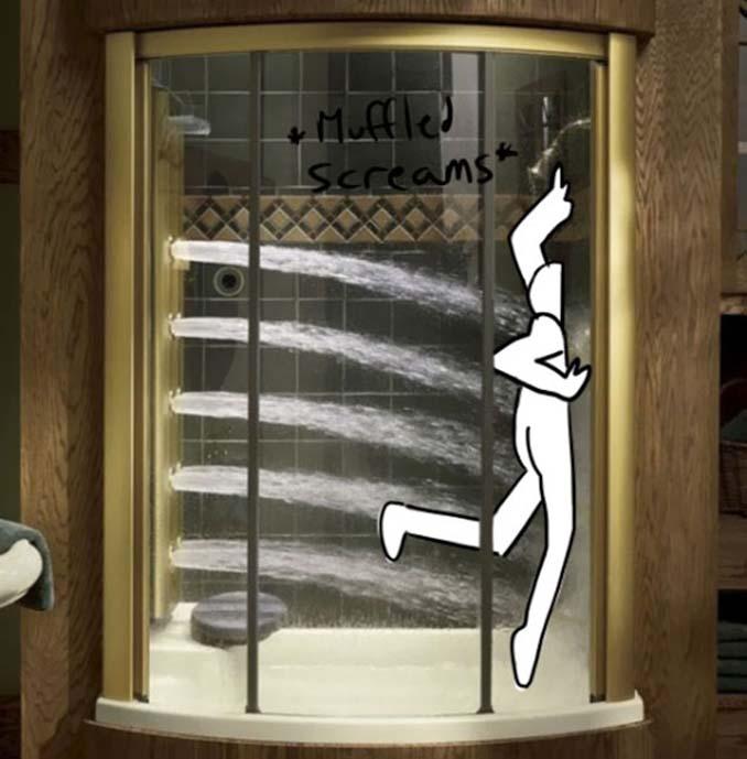 Σκιτσογράφος σατιρίζει τα μπάνια των πλουσίων με ξεκαρδιστικό τρόπο (7)