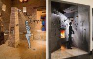 Σκιτσογράφος σατιρίζει τα μπάνια των πλουσίων με ξεκαρδιστικό τρόπο