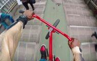Τρελή περιήγηση στο Τόκιο με ένα BMX