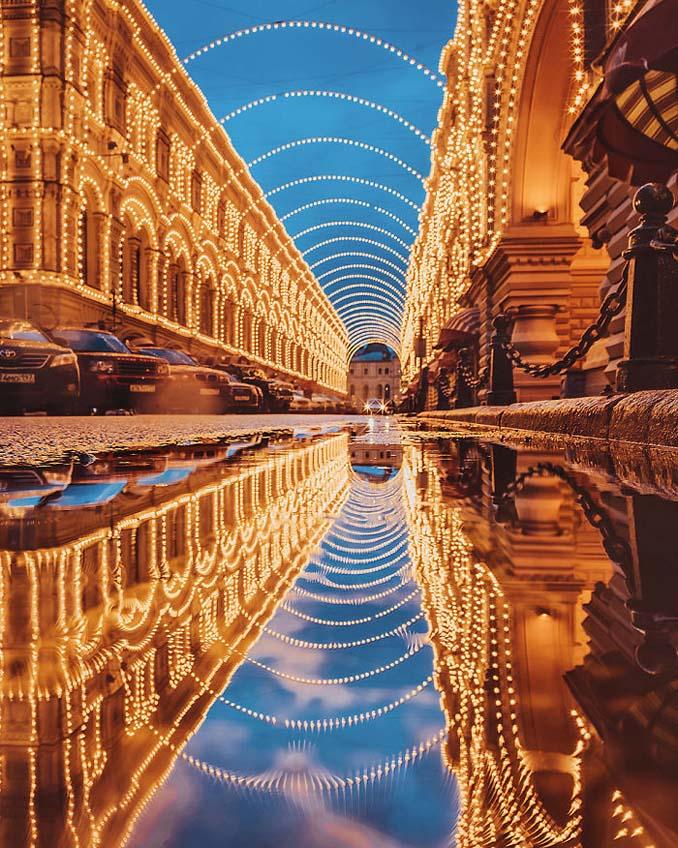Η χειμωνιάτικη Μόσχα μοιάζει βγαλμένη από παραμύθι (8)
