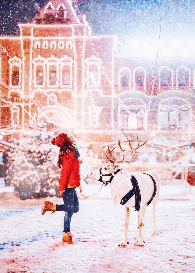 Η χειμωνιάτικη Μόσχα μοιάζει βγαλμένη από παραμύθι (23)