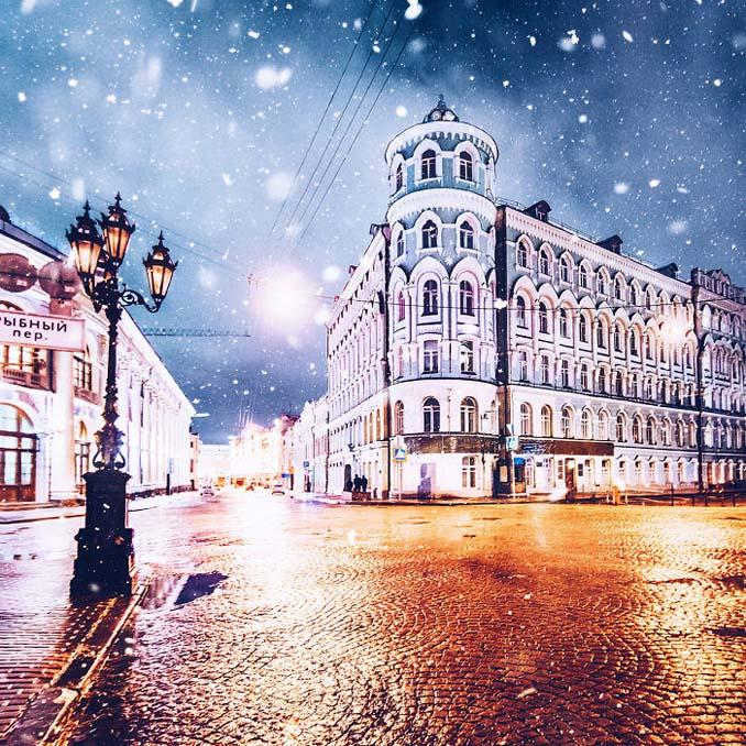 Η χειμωνιάτικη Μόσχα μοιάζει βγαλμένη από παραμύθι (24)