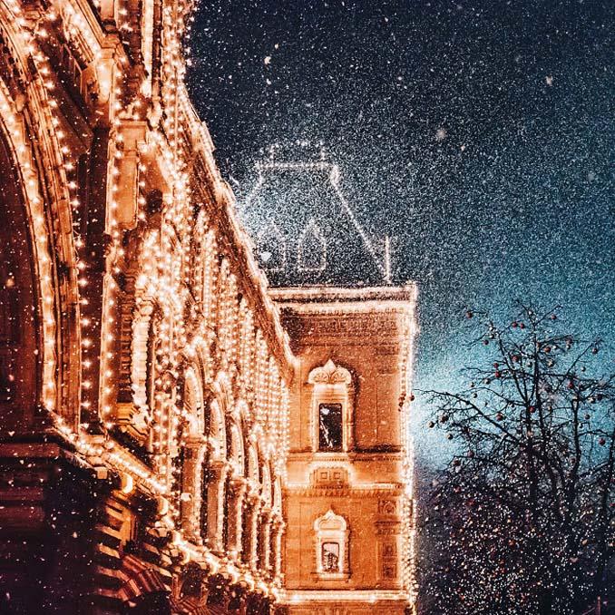 Η χειμωνιάτικη Μόσχα μοιάζει βγαλμένη από παραμύθι (25)