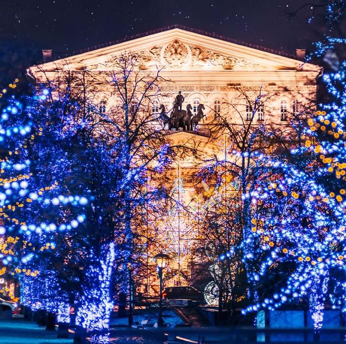 Η χειμωνιάτικη Μόσχα μοιάζει βγαλμένη από παραμύθι (28)