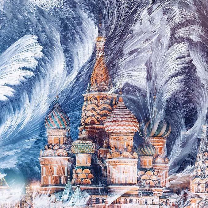 Η χειμωνιάτικη Μόσχα μοιάζει βγαλμένη από παραμύθι (32)