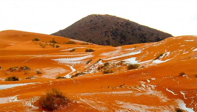 Χιόνισε στη Σαχάρα (8)