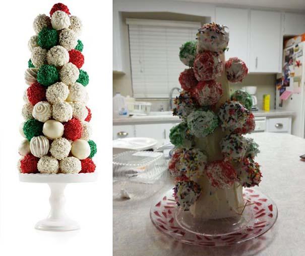 Χριστουγεννιάτικες δημιουργίες... σκέτη αποτυχία (6)