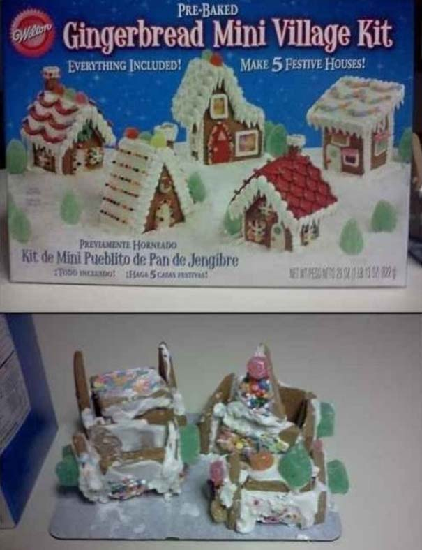 Χριστουγεννιάτικες δημιουργίες... σκέτη αποτυχία (14)