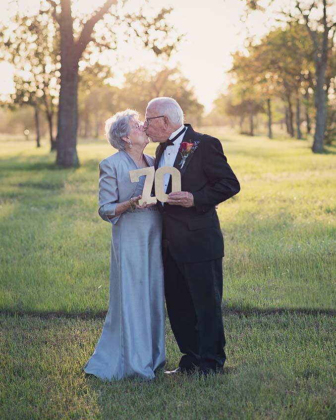 Ζευγάρι περίμενε 70 χρόνια για να κάνει τη γαμήλια φωτογράφηση του (5)