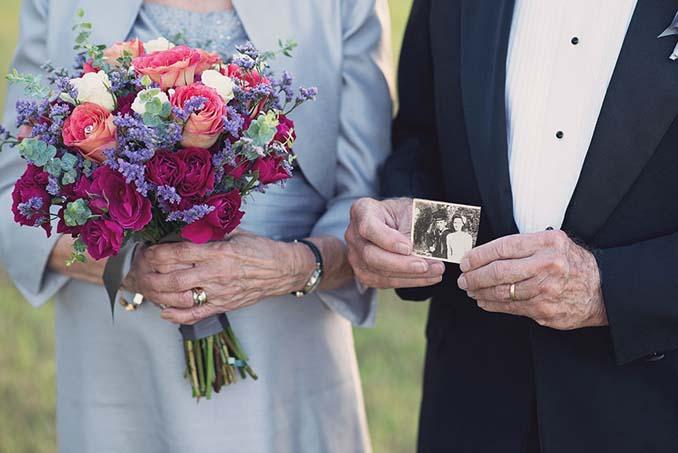 Ζευγάρι περίμενε 70 χρόνια για να κάνει τη γαμήλια φωτογράφηση του (6)