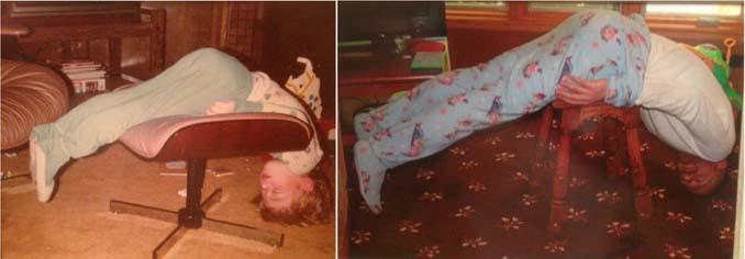 Αδέρφια κάνουν αναπαράσταση των λιπόθυμων παιδικών φωτογραφιών τους (6)