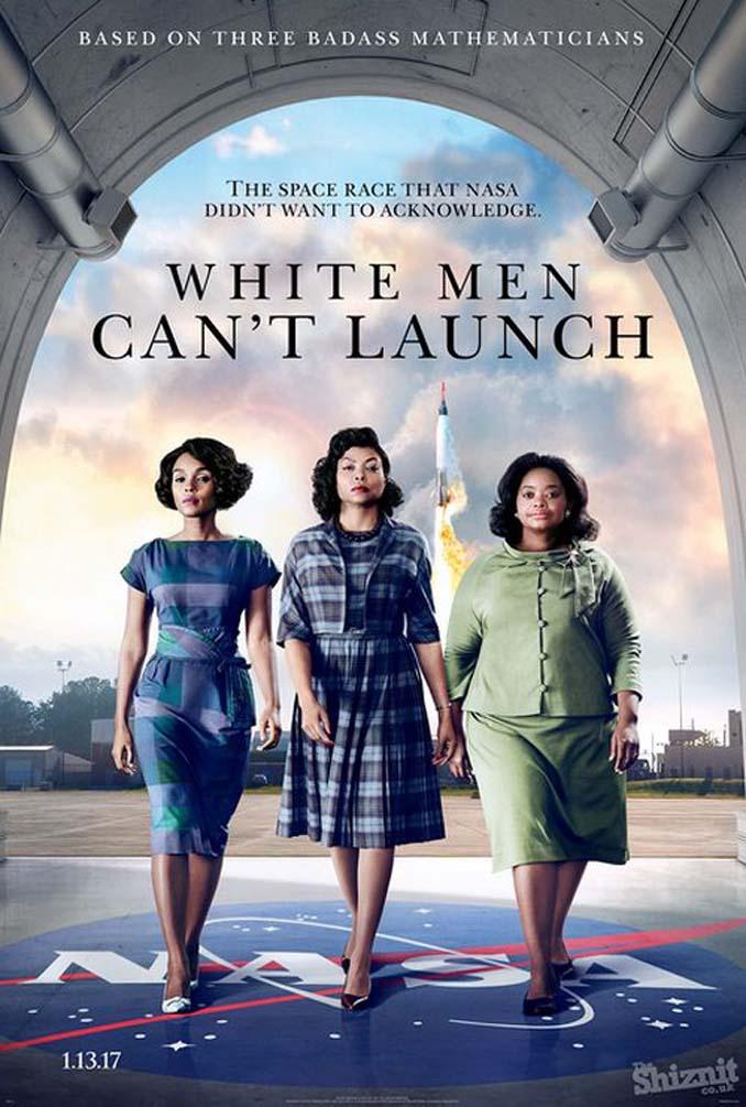 Αν τα posters των υποψηφίων για Όσκαρ ταινιών του 2017 είχαν ειλικρίνεια (11)