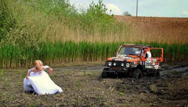 Αστείες φωτογραφίες γάμων #69 (2)