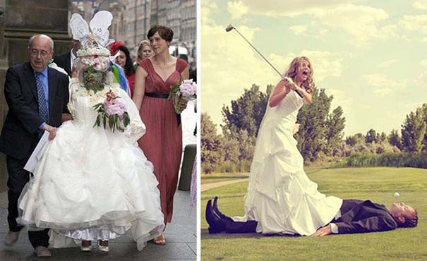 Αστείες φωτογραφίες γάμων #69 (7)