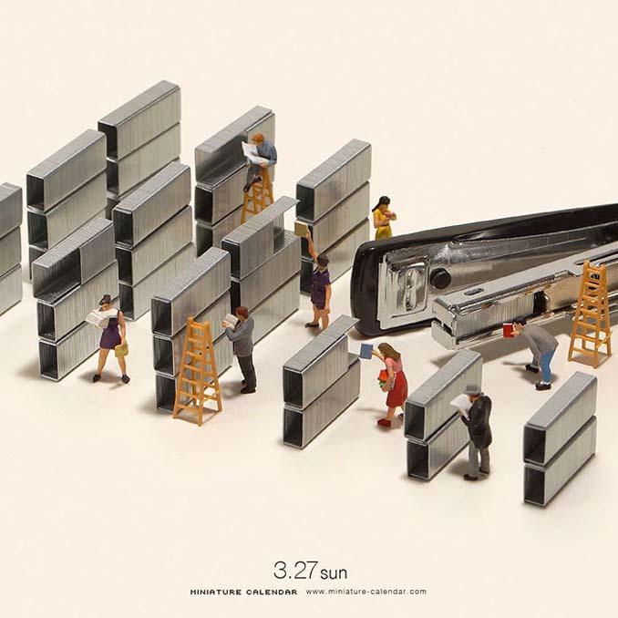 Οι διασκεδαστικές μινιατούρες ενός Ιάπωνα καλλιτέχνη (7)