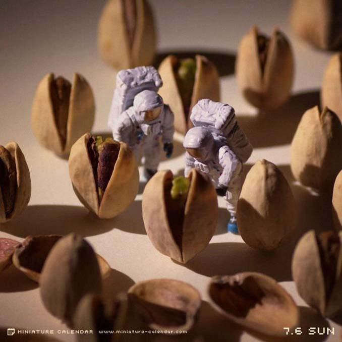 Οι διασκεδαστικές μινιατούρες ενός Ιάπωνα καλλιτέχνη (27)