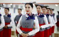 Εκπαίδευση αεροσυνοδών στην Κίνα (1)