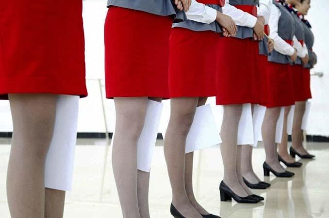 Εκπαίδευση αεροσυνοδών στην Κίνα (3)