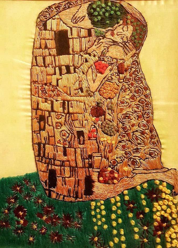Εντυπωσιακά έργα τέχνης με βελόνα και κλωστή (12)
