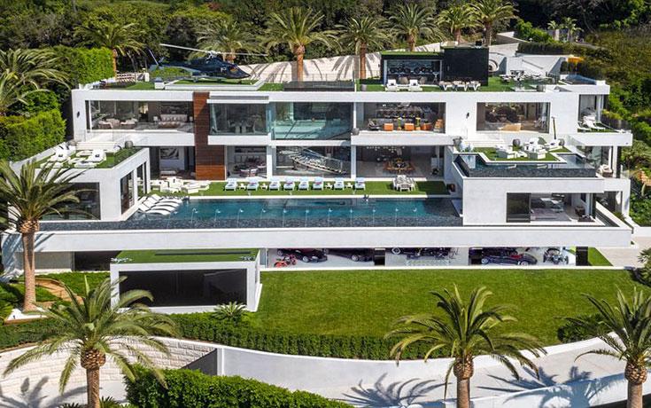 Αυτή είναι η πιο ακριβή κατοικία στις Ηνωμένες Πολιτείες (1)