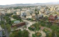 Το ιστορικό κέντρο της Αθήνας μέσα από ένα μαγευτικό εναέριο βίντεο