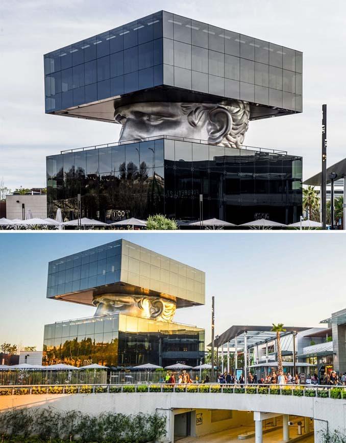 Κτίρια με όψη που τρομάζει (1)
