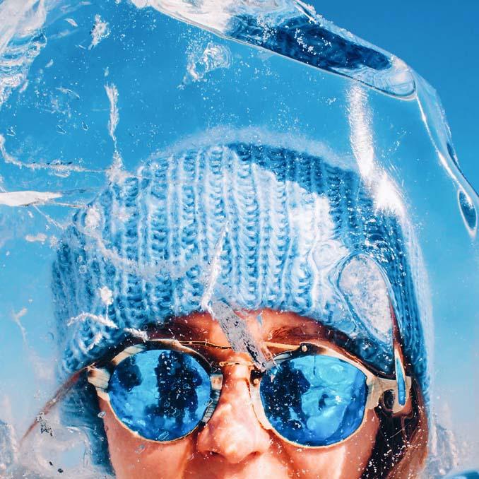 Ένας μαγευτικός περίπατος στην παγωμένη λίμνη Βαϊκάλη (5)