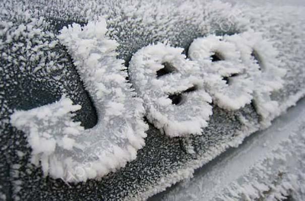 Όταν ο πάγος δημιουργεί απίστευτη τέχνη πάνω σε αυτοκίνητα (16)