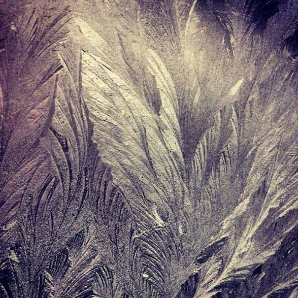 Όταν ο πάγος δημιουργεί απίστευτη τέχνη πάνω σε αυτοκίνητα (19)