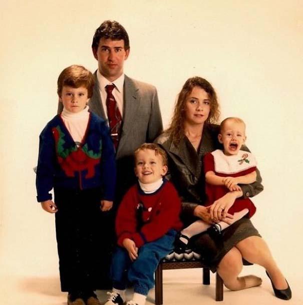 Παράξενες οικογενειακές φωτογραφίες #25 (2)
