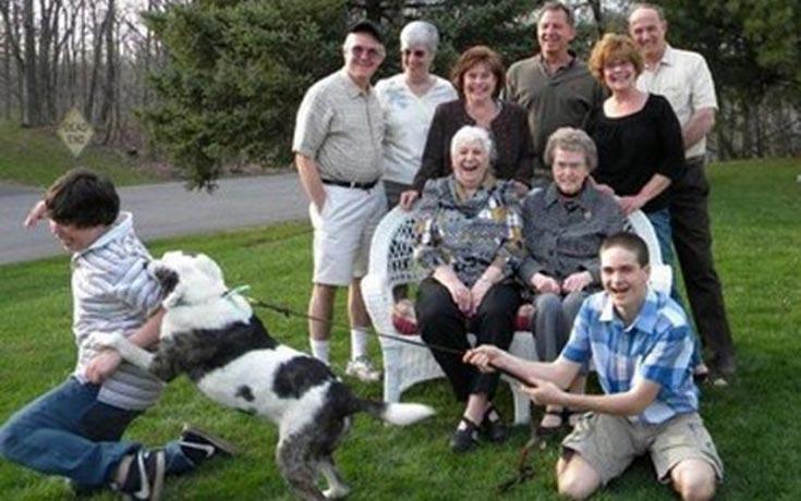 Παράξενες οικογενειακές φωτογραφίες #25 (3)