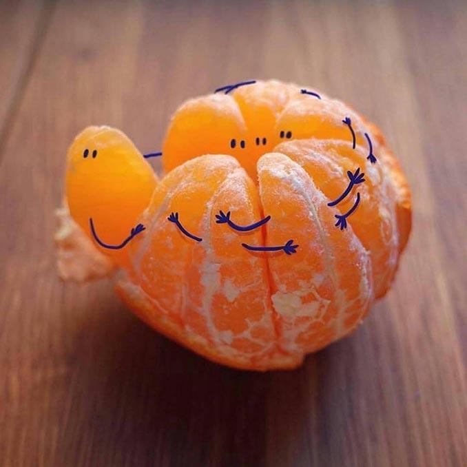 Ομάδα πορτοκάλι | Φωτογραφία της ημέρας