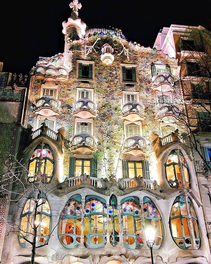 Casa Batlló, Βαρκελώνη | Φωτογραφία της ημέρας