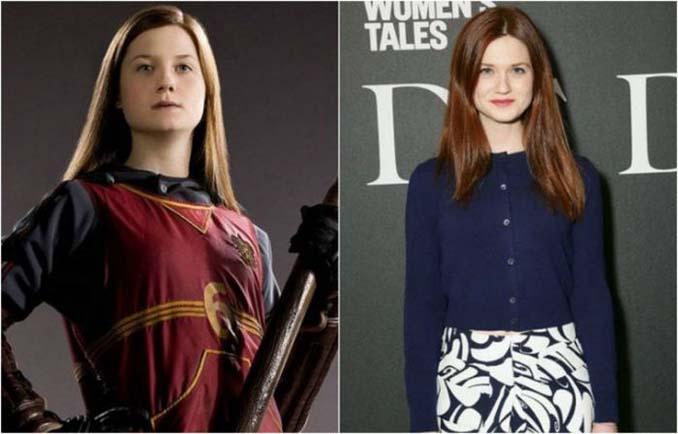 Δείτε πόσο άλλαξαν μερικοί από τους ηθοποιούς του Harry Potter (3)