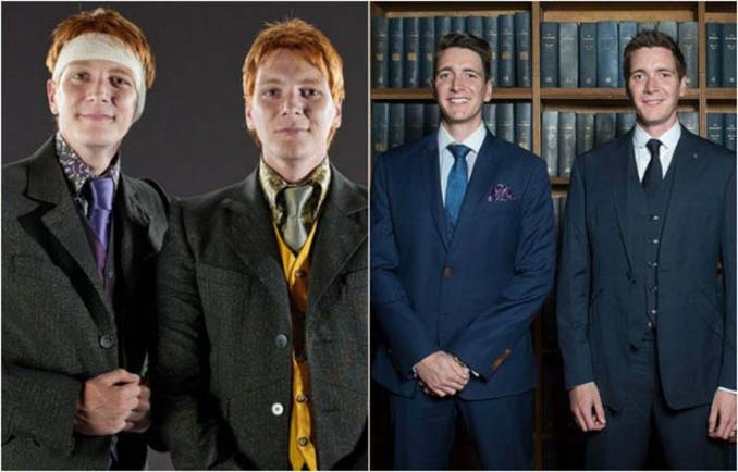 Δείτε πόσο άλλαξαν μερικοί από τους ηθοποιούς του Harry Potter (5)
