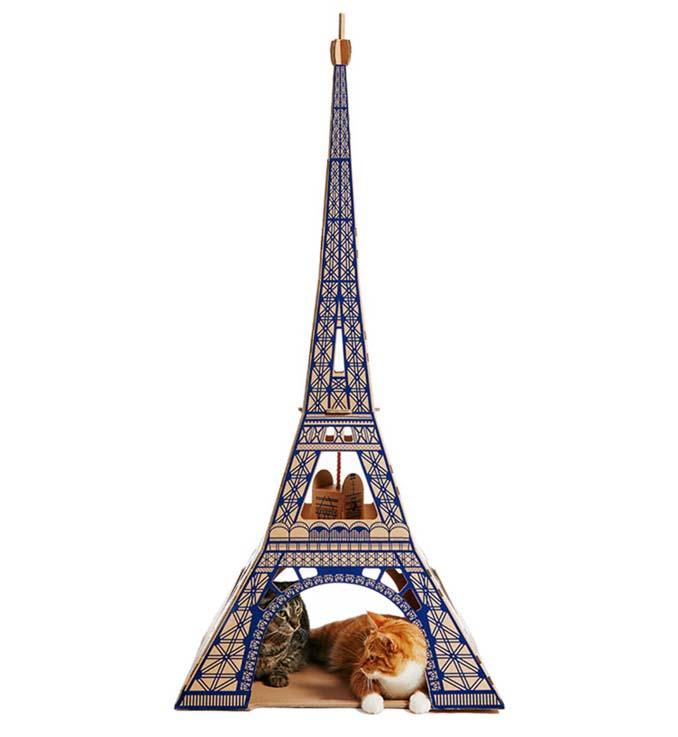 Προσφέρετε στη γάτα σας ένα διάσημο μνημείο (1)