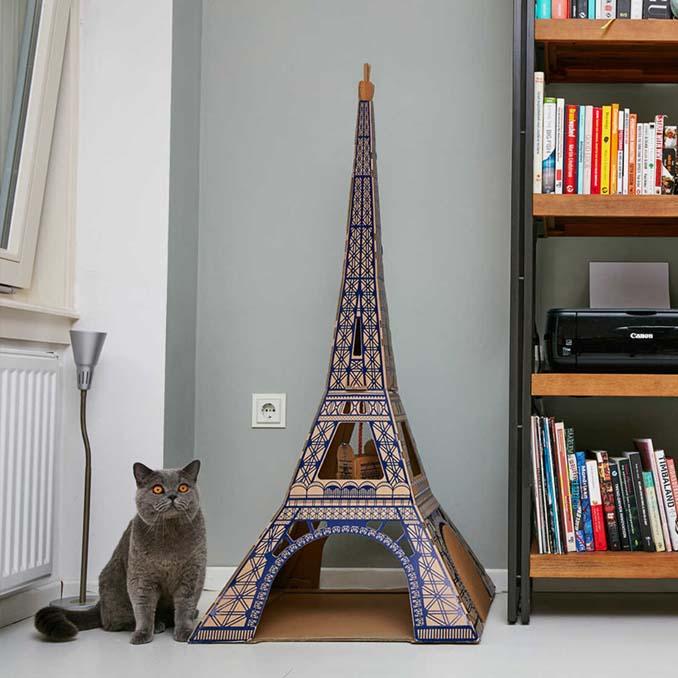 Προσφέρετε στη γάτα σας ένα διάσημο μνημείο (2)