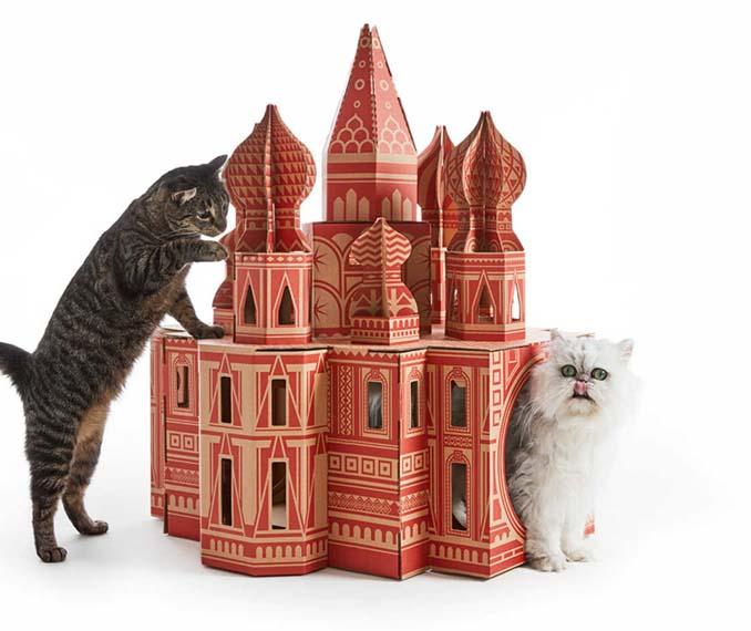 Προσφέρετε στη γάτα σας ένα διάσημο μνημείο (3)