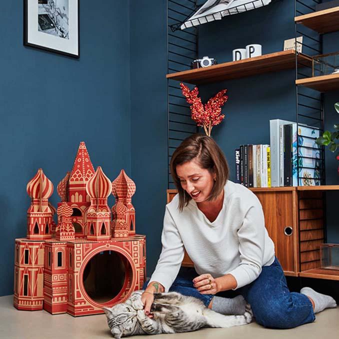 Προσφέρετε στη γάτα σας ένα διάσημο μνημείο (4)