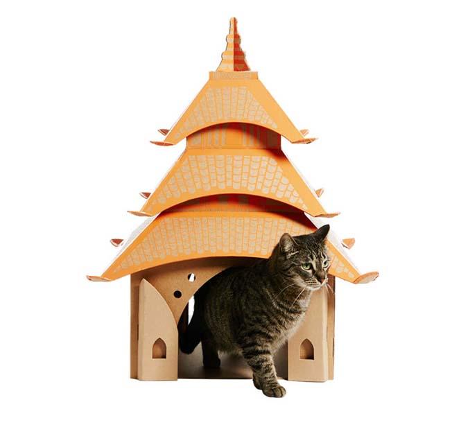 Προσφέρετε στη γάτα σας ένα διάσημο μνημείο (7)