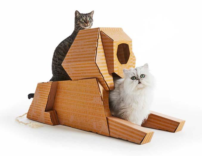 Προσφέρετε στη γάτα σας ένα διάσημο μνημείο (8)
