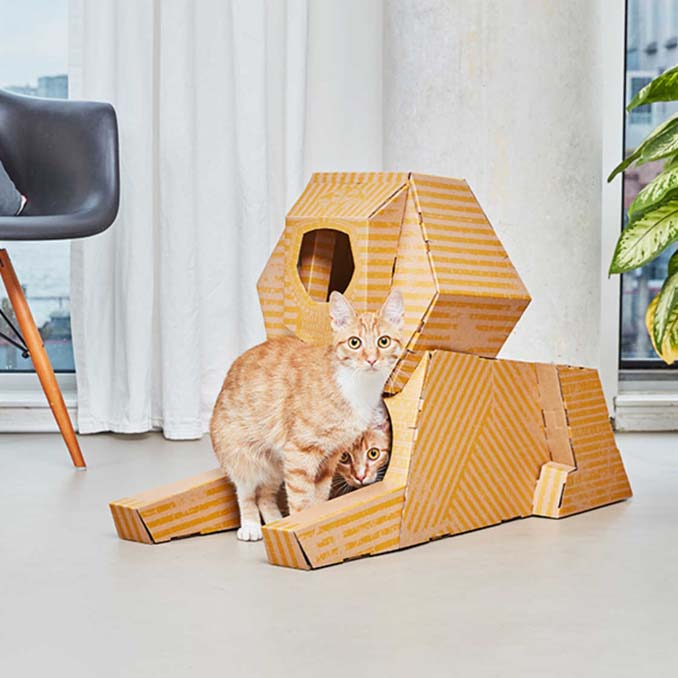 Προσφέρετε στη γάτα σας ένα διάσημο μνημείο (9)