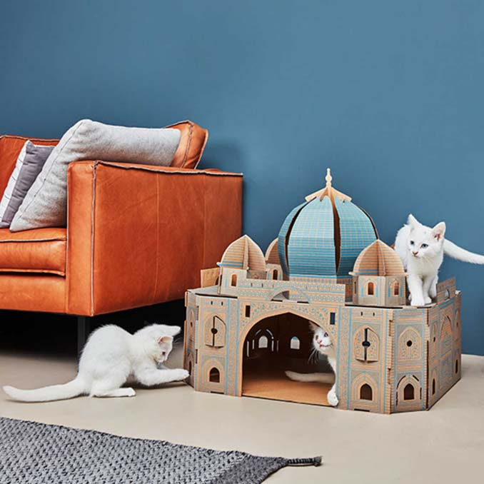 Προσφέρετε στη γάτα σας ένα διάσημο μνημείο (11)