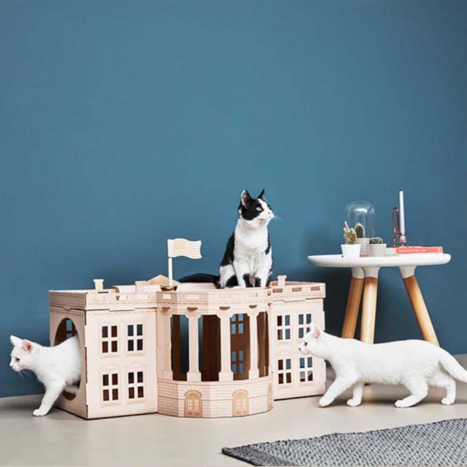 Προσφέρετε στη γάτα σας ένα διάσημο μνημείο (13)