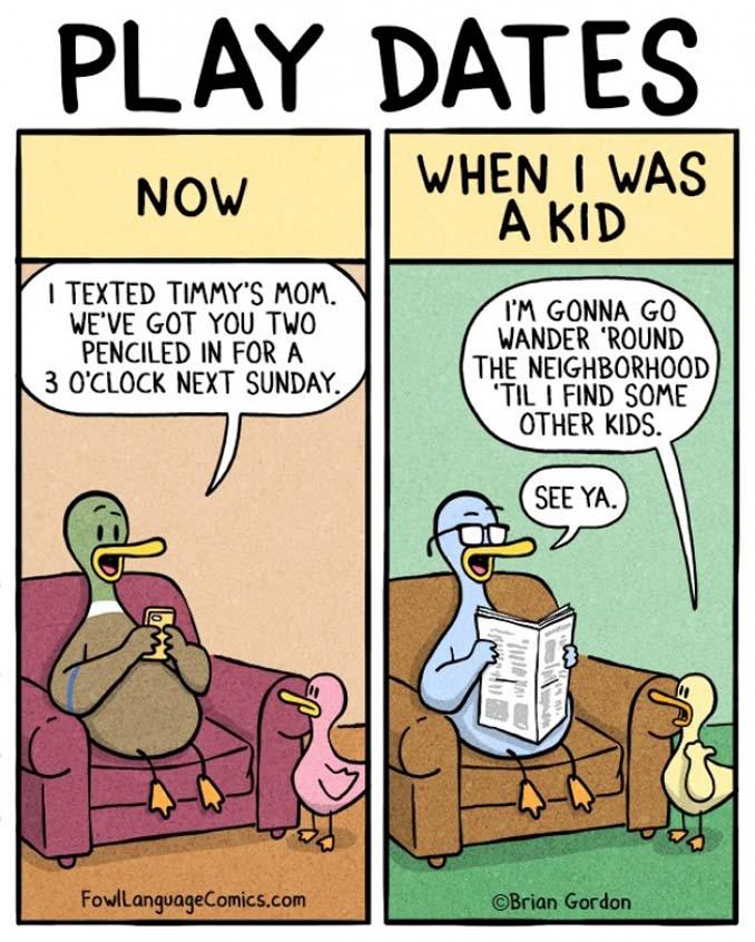 Σκίτσα με αλήθειες που κάθε γονιός θα καταλάβει (1)