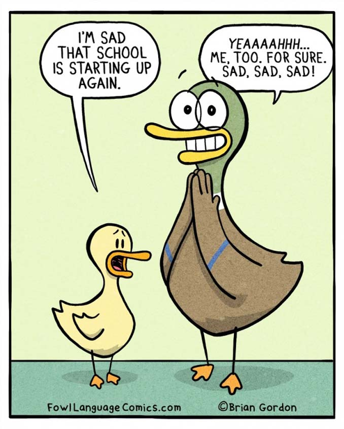 Σκίτσα με αλήθειες που κάθε γονιός θα καταλάβει (2)