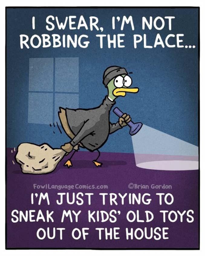 Σκίτσα με αλήθειες που κάθε γονιός θα καταλάβει (7)